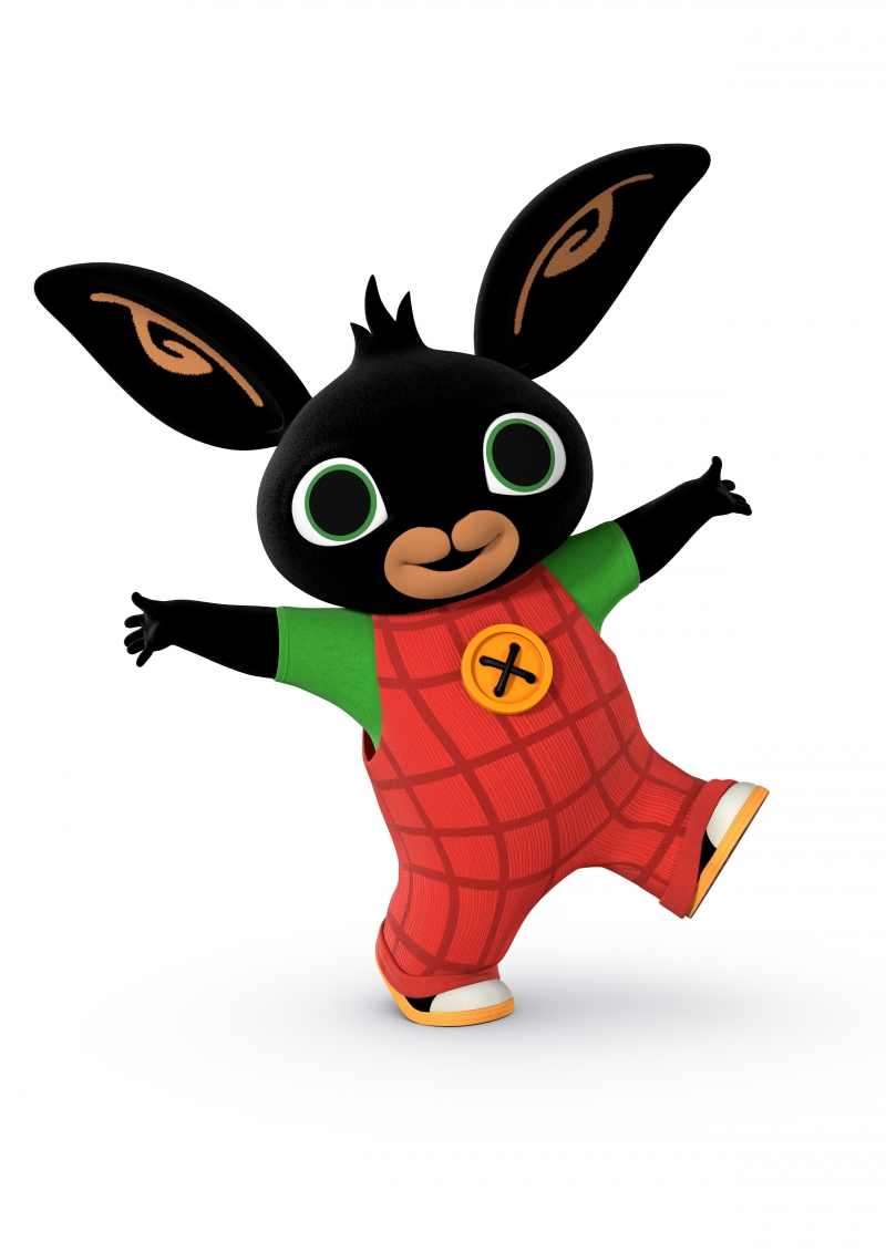 Bing Bunny is in Production #NewShow - Brown Bag Labs