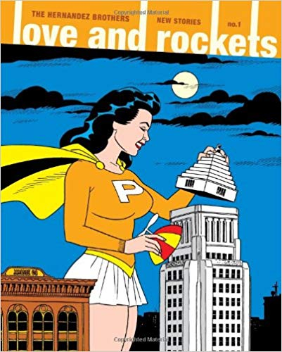 Love and Rockets by The Hernandez Brothers
