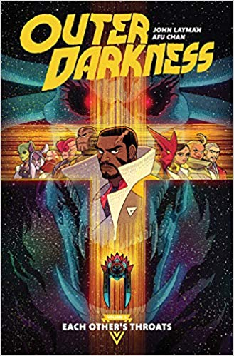 Outer Darkness by Afu Chan and John Layman