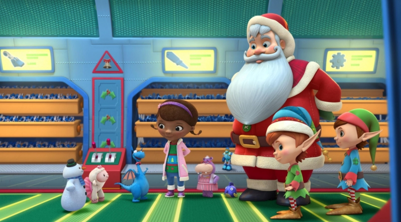 christmas comes early doc mcstuffins creator chris nee