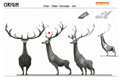 Origin_Deer_concept_ink