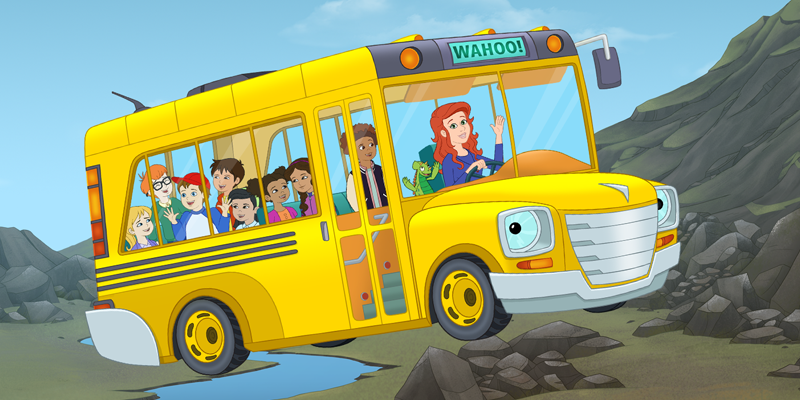 the magic school bus rides again work brown bag films